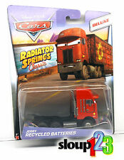 *DISNEY CARS RADIATOR SPRINGS CLASSICS - JERRY RECYCLED BATTERIES - TOYS R US*