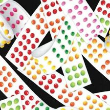 I Spy Candy Jar Quilt  Fabric CANDY DOTS ON PAPER  FABRIC BY KANVAS  6 x 9 Inch