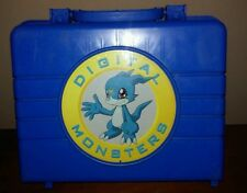 Extremely Rare Digimon Digital Monsters Board Game Carrying Case for Cards Toys