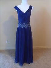 NWOT Sean Couture Dress, Navy blue, size 6
