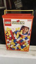 LEGO SISTEM BASIC NR. 335 : NUOVO MAI APERTO - PRESENTE CATALOGO ORIGINALE