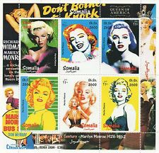 Set Of 3 Fdc Cover Provided 72959 Somalia Cinema Tarzan 1995 Postal History