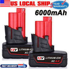 Milwaukee 48-11-2460 12V Battery