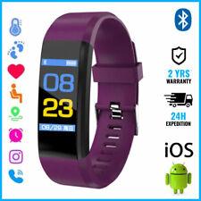 Original ID115 Plus Smart Band Watch Sport Montre Horloge Bluetooth Android iOS