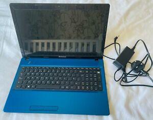"LENOVO G580 15.6"" LAPTOP - CELERON B830 - 6GB RAM - 1TB HDD - WINDOWS 8 FREE P&P"