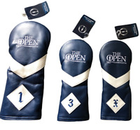 AM&E The Open Carnoustie Headcover - Driver, Rescue or Fairway Wood Covers - New
