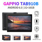 Black 10.1'' 1G+16GB Android 6.0 IPS PC Tablet Octa 8 Core WIFI bluetooth 2 SIM