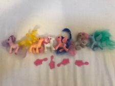 My Little Pony 2008 G1 Mini Bundle