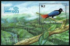 Papua-Neuguinea 1993 - Mi-Nr. Block 15 ** - MNH - Vögel / Birds