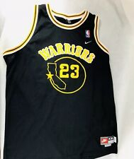 JASON RICHARDSON Golden State Warriors Nike Swingman '75 Black Jersey Me's XXL