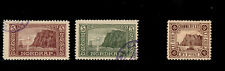 Local Post Noordkaap, North Cape, Nordkap, Cap Nord, Stamps 1911