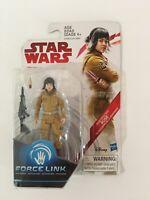New Star Wars Resistance Tech Rose Force Link Figure