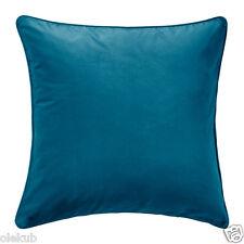Ikea Sanela Cushion Cover Dark Turquoise Decor 202.967.03