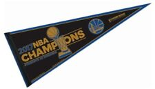 2017 NBA Champions Golden State Warriors 12x30 Classic Pennant