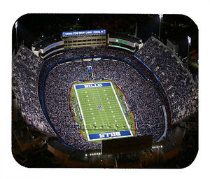 Ralph Wilson Stadium Buffalo Bills Mouse Pad Item#2707
