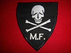 Vietnam War Patch ARVN Mobile Strike FORCE Command M.F. MIKE FORCE