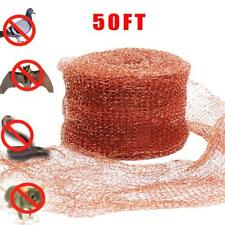 Copper Rodent & Pest Control Mesh Roll ( 50ft )