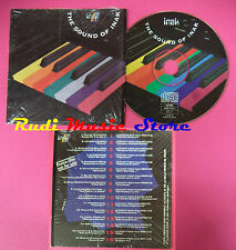 CD THE SOUND OF INAK PROMO COPY CARD SLEEVE Compilation no mc dvd vhs(C40)