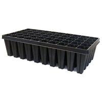 (Lot of 10 / 25) SureRoots 50 Deep Cell Plug Trays Seed Starter Cloning