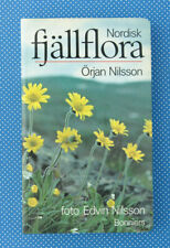 Nordisk Fjällflora | Die Pflanzen Nordskandinaviens | Örjan Nilsson | Buch |