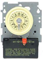 Intermatic T104M 208-277 240 Volt Swimming Pool Pump Timer Mechanism 24hr clock