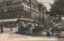CPA Paris Carrefour de Belleville (f2056)