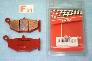 2 plaquettes de frein BREMBO Suzuki GSXR 600 750 1000 1300 HAYABUSA V-STROM 1050
