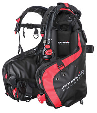 Atomic BC1 Best in Dive BCD with optional SS1 Regulator/Inflator Module