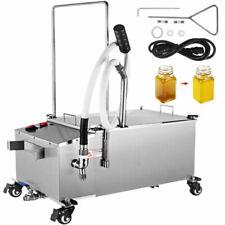 VEVOR Lf5-jy(d) 22L 44lbs Oil Capacity 110V Fryer Filter Machine