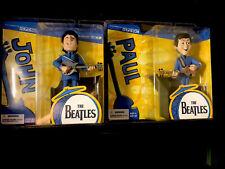 The Beatles McFarlane Action Figures, John Lennon and Paul McCartney