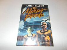 Mutant Prime by Karen Haber (1990, Hardcover) used ex library