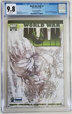 WORLD WAR HULK  1  CGC 9.8 - 3707728023 - Diamond Retailer Edition!