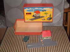 SCHUCO VARIANTO W. GERMANY, 3062 ELEKTRO TOLL HOUSE W/ORIGINAL 3059 SWITCH & BOX