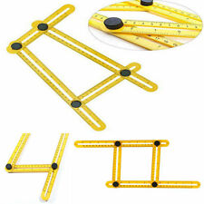 TGR Angle-izer Multi-Angle Ruler Template Tool Seen as on TV
