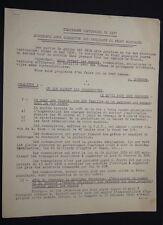 POLITIQUE REPUBLICAINS NATIONAUX CANTONALES 1937 JEAN LEGENDRE ARGUMENTAIRE