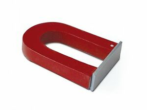 Horseshoe Pocket Magnet with north and south pole 50mm Strong Pickup Tool