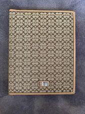 COACH Notepad