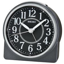 Seiko Signal Alarm -uhr mit Nickerchen - Schwarz Analog QHE137K