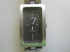 ladys stainless steel TECHNOS watch bracelet