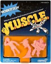 Super7 - M.U.S.C.L.E. - Robotech MUSCLE PACK B (pink)