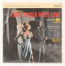 From Russia With Love   Various Vinyl Record