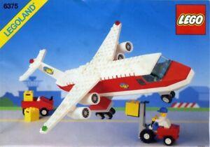 LEGO Town Trans Air Carrier (6375)
