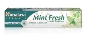 Nuovo Himalaya Menta Fresh Naturale Erboristico Dentifricio Gel 75ML Parabene