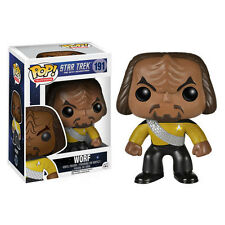 STAR Trek: THE NEXT GENERATION Worf POP! Figura in vinile