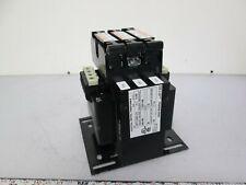 Allen Bradley 1497-E-BASX-3-N Industrial Control Transformer 200-480P 110-120S