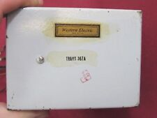 (1) Western Electric 367A Power Transformer for 124 A/B/C tube Amplifier