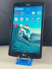 LG G Pad X VK815 16GB, Wi-Fi + 4G (Verizon), 8.3in - Black Android Tablet USPS !