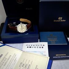 Seiko Grand Seiko GMT sbgm 021 9S66-00A0 Set completo di grado A1 Condizione Menta JDM
