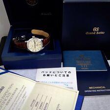 SEIKO Grand SEIKO GMT SBGM021 9S66-00A0 Full Set Grade A1 Condition MINT JDM