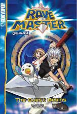 Rave Master The Quest Begins: v. 1 (Cine-Manga Titles for Kids), New,  Book